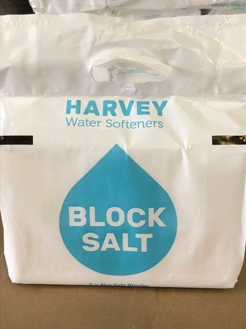 Image of Harvey`s Block Salt (2 x 4kg)