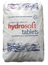 Image of Hydrosoft Tablet Salt (25kg)